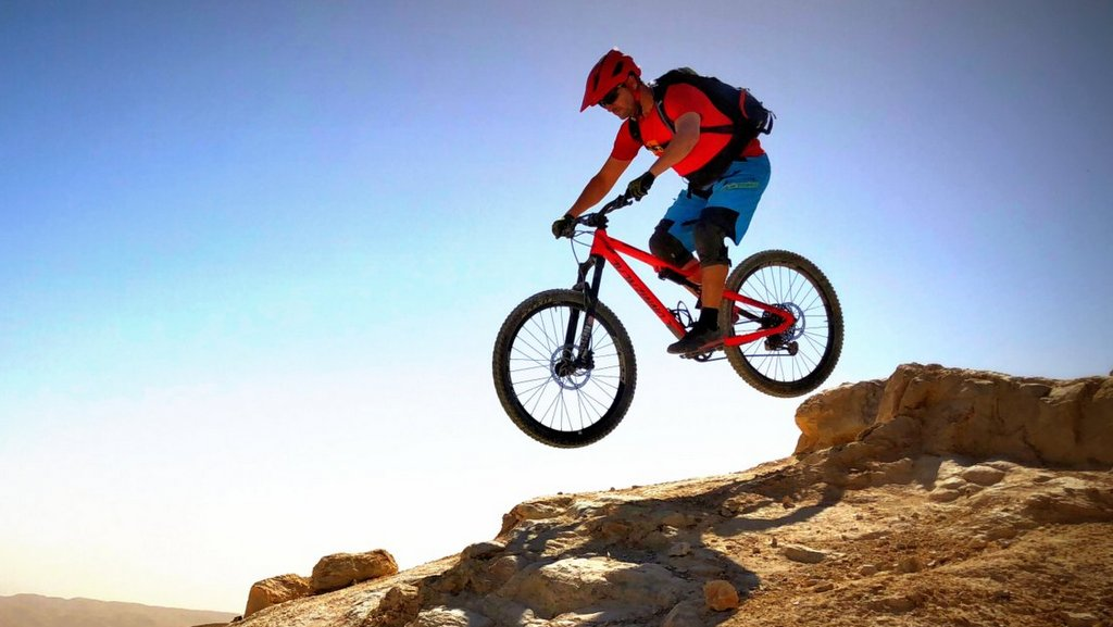 קורס דרופים עם sababa.bike